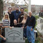 Elijah Bond's Gravestone