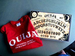 Ouija DVD party